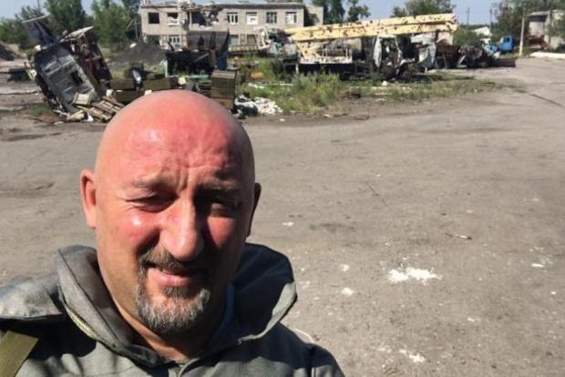 Волонтер объяснил, почему Россия не держит военные базы на Донбассе