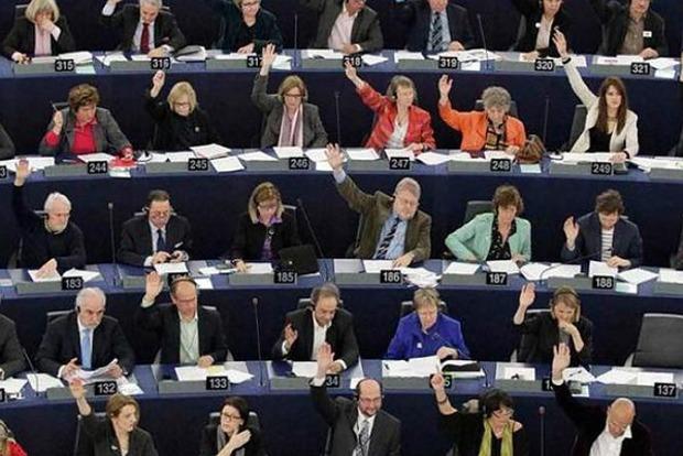 Европарламент отложил вопрос безвиза для Украины до апреля 2017 года