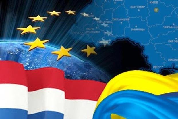 Сенат Нидерландов будет голосовать за ассоциацию Украина-ЕС