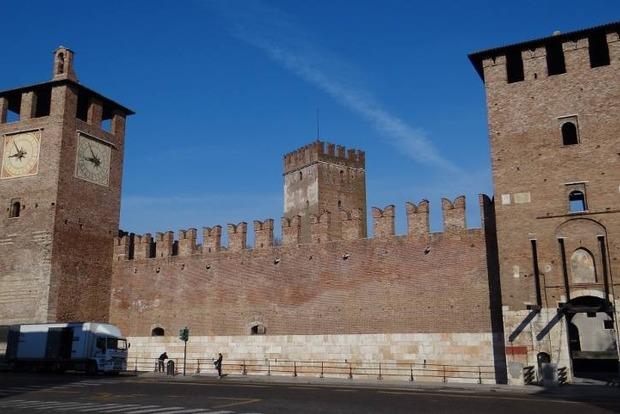 Украина возвращает 17 картин, украденных из музея в Вероне