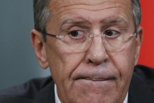 Лавров продолжает отрицать присутствие тяжелого вооружения РФ на Донбассе