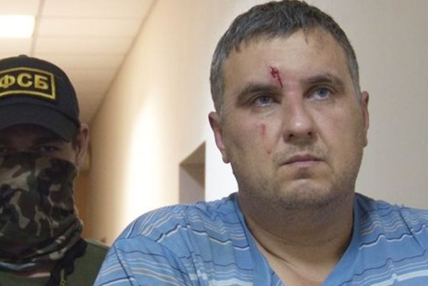 Панов, обвиняемый в подготовке «диверсий» в Крыму, не признает свою вину