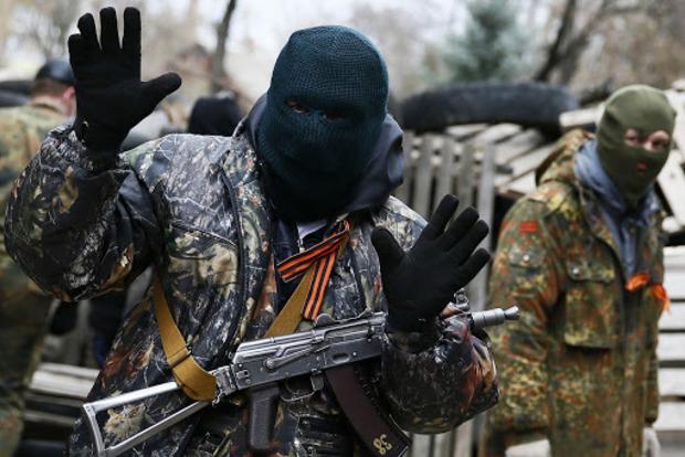 Кураторы террористов из России массово приехали в ОРДЛО