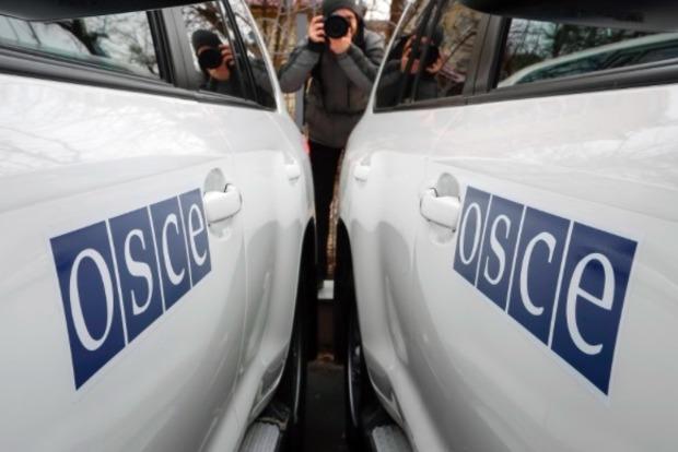 На Донбасі бойовики відмовилися зустрічатися з членами ОБСЄ