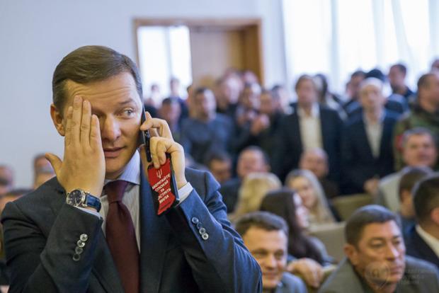 Парламентська спека: в Раді Ляшко і Лещенко з матюками  з'ясовували, хто більше взяв у олігархів