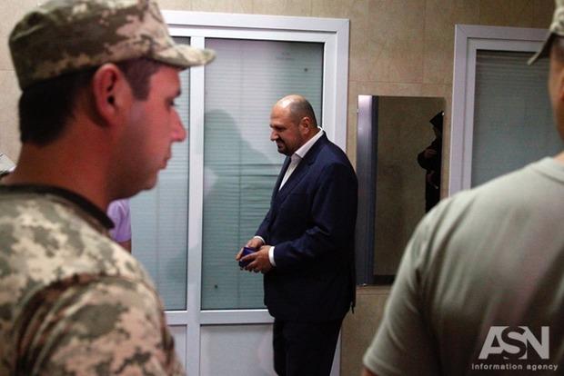 Детективы НАБУ изъяли у Розенблата телефоны