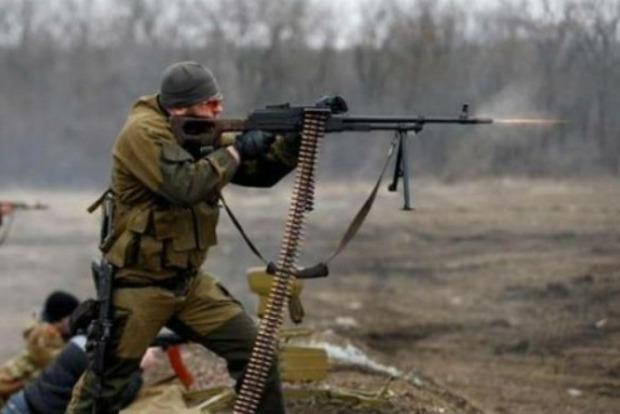 Сьогодні бойовики дев'ять разів обстріляли позиції сил АТО