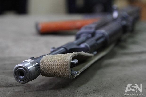 В Украине проводят операцию против незаконного оборота оружия. Херсонщина - в эпицентре