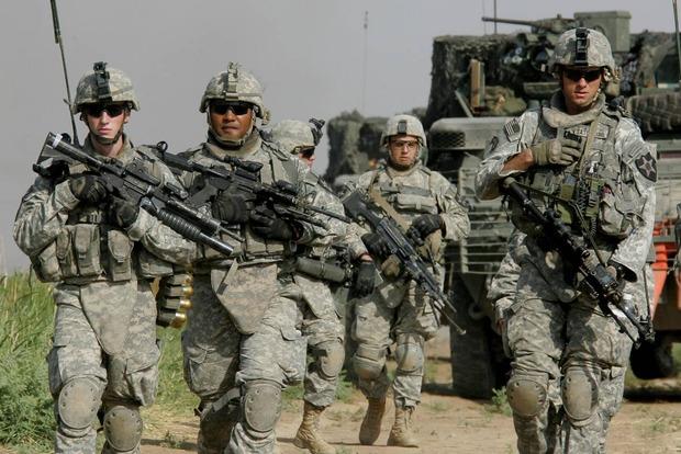 США отправляют в Сирию военный контингент в количестве 250 человек