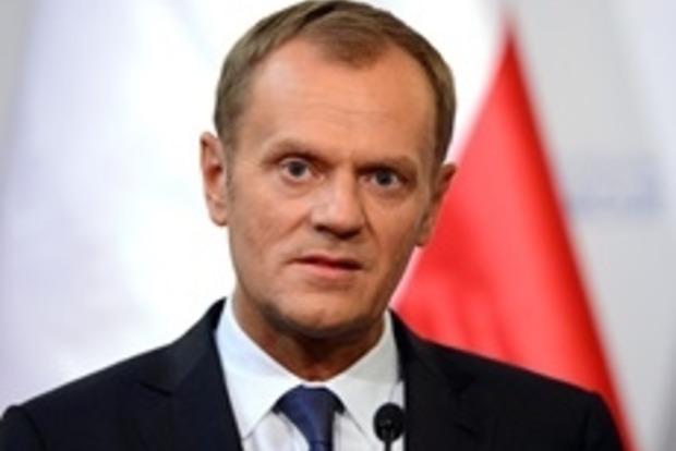 Туск:  Nord Stream-2 увеличит зависимость Европы от России на 80%
