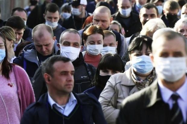 В Украине впервые обнаружили более 15 000 новых случаев COVID-19 за сутки