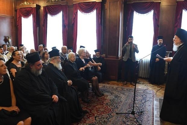 Вселенский патриарх: У Москвы нет церковной власти над Украиной