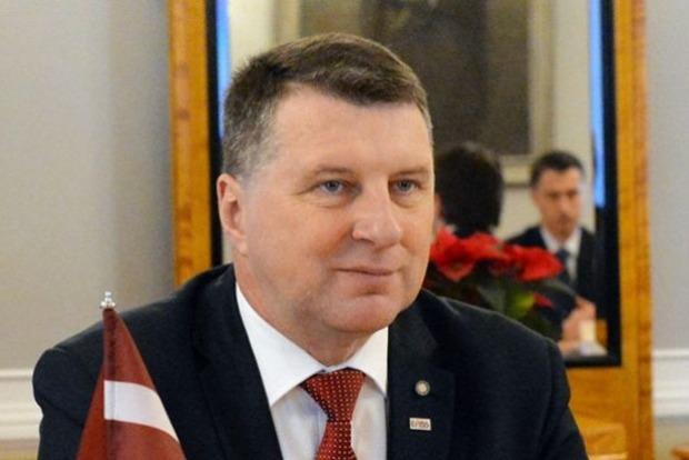 Президент Латвии призвал Европу объединиться для сдерживания России