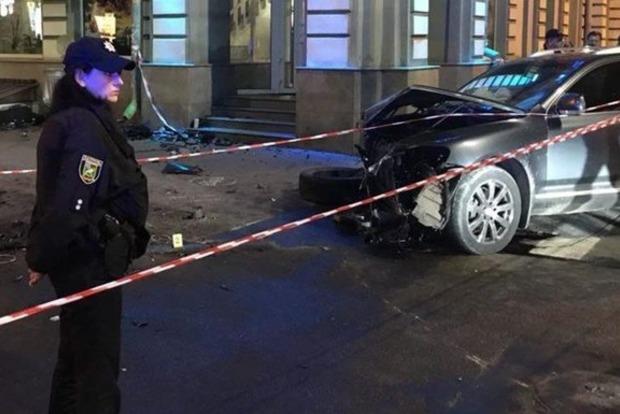 Второй участник кровавого ДТП в Харькове стал подозреваемым, его хотят арестовать