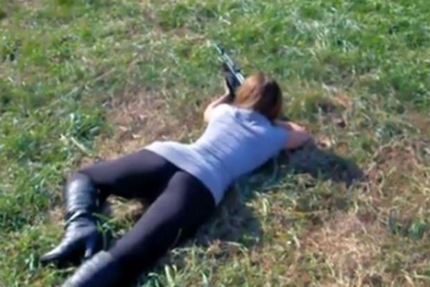 На Донбассе погибла несовершеннолетняя снайперша «ЛНР»