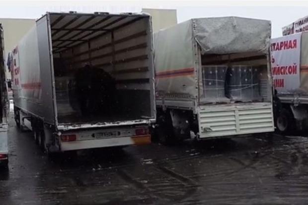 «ЛНР» готова отказаться от гумпомощи из России