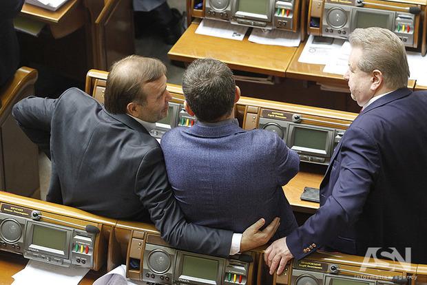 Демарш БПП: Рада не смогла приступить к голосованию за новых членов ЦИК