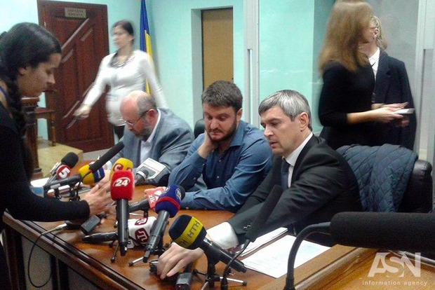 Суд позволил сыну руководителя МВД Украины поехать вИталию