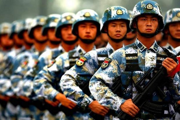 Китайцы создали программу для телефонов солдат, которая будет отслеживать секретную информацию