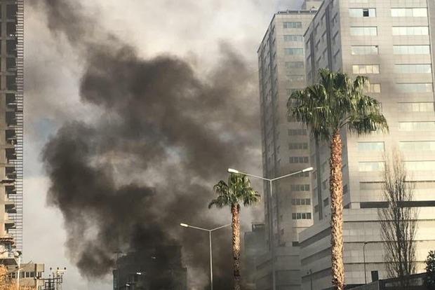 Взрыв в Турции: полиция ликвидировала двух нападавших
