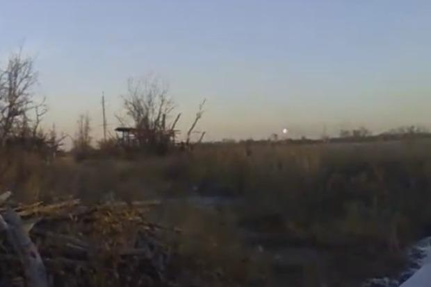 ЗСУ оприлюднили відео знищення спостережного пункту ДНР