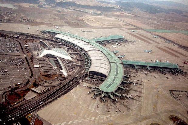 В аэропорту Сеула задержали 24 гражданина России