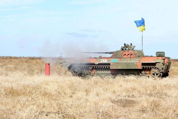 Боевики 26 раз нарушили режим тишины: стреляли из зениток и минометов