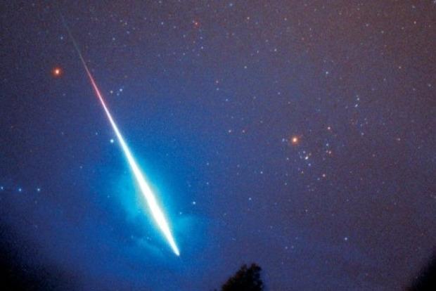 Ученые обещают этой ночью мощный метеорный поток