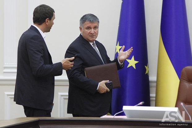 Кабмин утвердил Стратегию развития МВД, чтобы воплощать реформу step by step