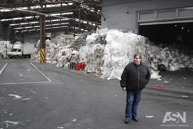 В Киеве до сих пор лишь думают, как и где строить мусороперерабатывающие комплексы