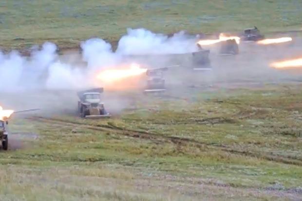 Подло и цинично: боевики из РСЗО обстреляли Новолуганское