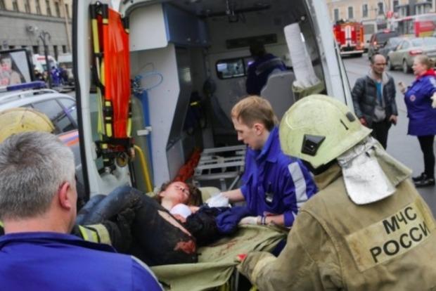 НАК: Девять человек погибли и свыше 20 ранены при взрыве в метро Петербурга