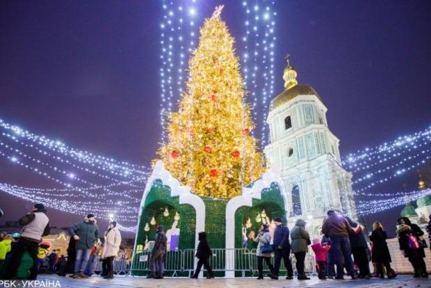 Как будут праздновать Новый год в Киеве во время карантина