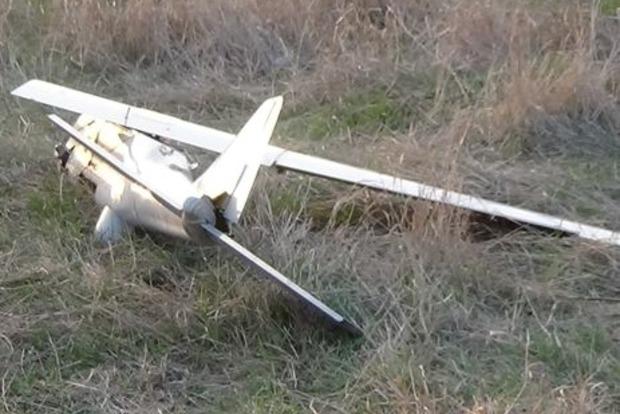 Боевики «ЛНР» из зенитки сбили собственный беспилотник