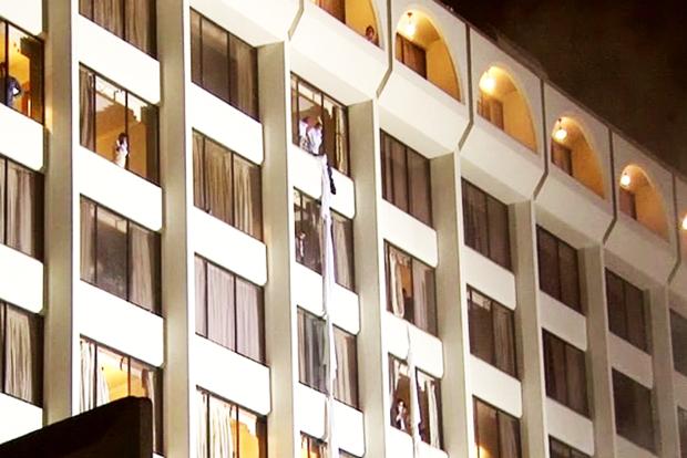Пожар в отеле в Пакистане: 11 погибших, 75 травмированных