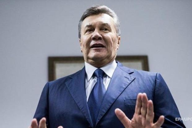 Рассмотрение дела Януковича снова перенесли