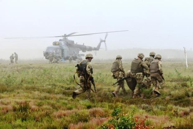 Сутки ООС: двое боевиков ликвидировано, потерь ВСУ нет