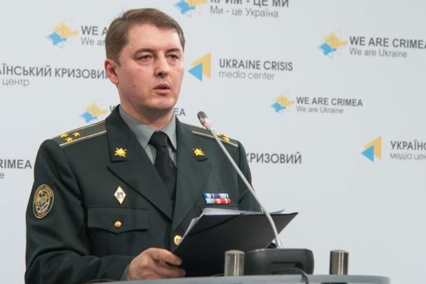 За сутки в районе АТО погибли трое украинских военных