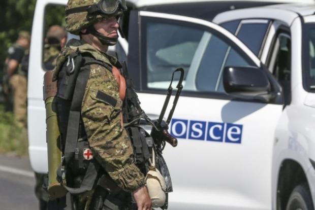 МИД Германии отрицает договоренность о полицейской миссии на Донбассе