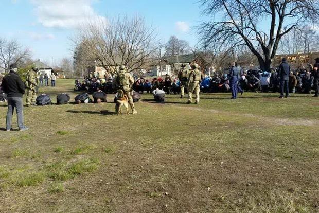 Луценко назвал организаторов подпольного «ребцентра» на Черниговщине