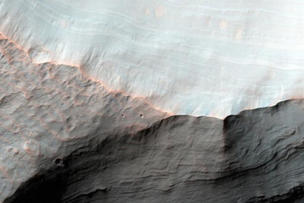 Ученые пояснили происхождение воды наМарсе