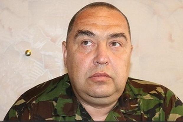 Лидер боевиков «ЛНР» готов согласиться с отводом вооружений калибром менее 100 мм