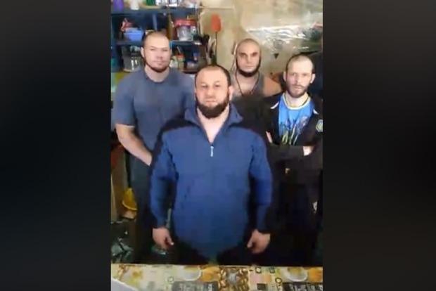 Появилось видео бунта торнадовцев в Лукьяновском СИЗО