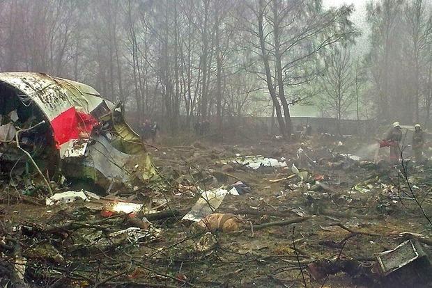 Польша обвинила российских диспетчеров в провоцировании Смоленской катастрофы