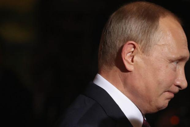 Путін обізвав Україну штучним утворенням
