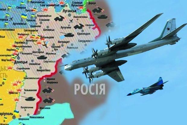 Российская авиация тренируется обстреливать ракетами Украину - Командование ВСУ