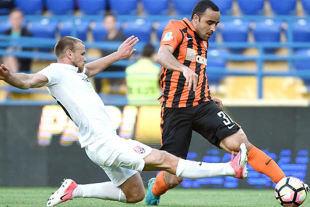 Шахтер и Заря встретятся в важном матче в Харькове