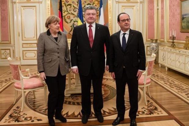 Олланд: Франция и Германия будут поддерживать Украину даже после провального нидерландского референдума