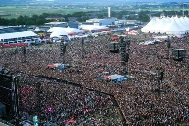В Германии продолжится прерванный из-за угрозы теракта рок-фестиваль