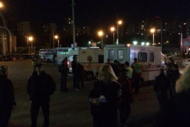 В Киеве около ж/д вокзала прогремел взрыв, есть пострадавшие